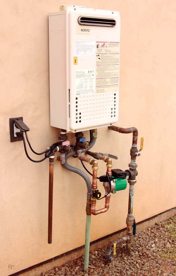 Tankless Circulation Pump Installation Instructions
