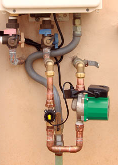 Dedicated recirc system standard hot water circulation for Pros and cons of hot water recirculating pump